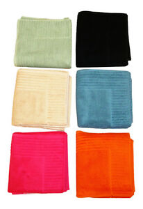 Luxury-100-Terry-Cotton-Bath-Mat-850gsm-34-034-x-21-034-Available-in-Six-Colours