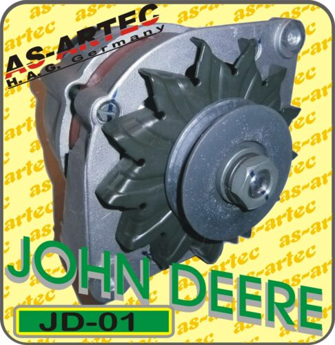 Traktor John Deere Lichtmaschine 70 Amp.
