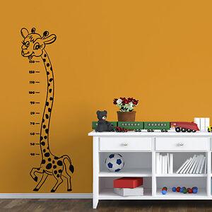 Wandtattoo-Giraffe-Kinder-Messlatte-Kinderzimmer-Aufkleber-Wand-Tattoo-2048