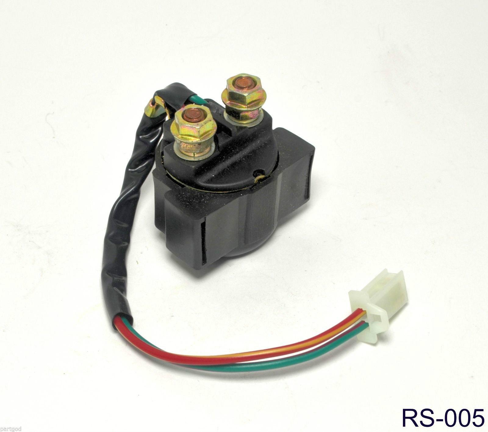 Starter Relay Solenoid for Honda TRX250 TRX 250 Fourtrax 1985 1986 1987 NEW