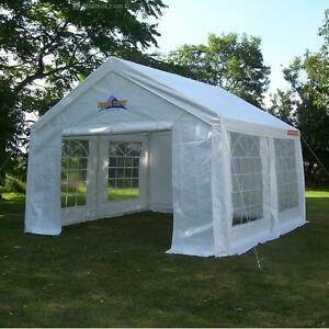 Image is loading 4m-x-4m-Gala-Tent-Marquee-Original-PE- & 4m x 4m Gala Tent Marquee Original (PE) Commercial Quality - (NOT ...