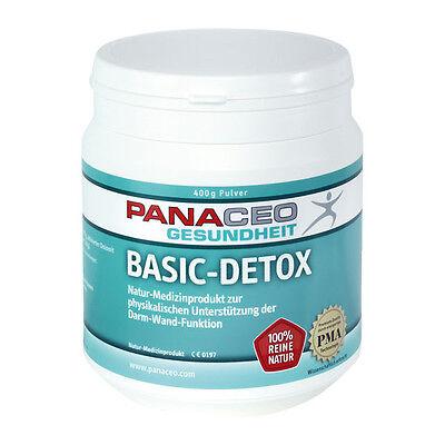 PANACEO Basic  Detox Pulver 400g