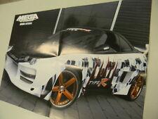 Q64 Poster Honda Integra  retro Mariela  Maxi tuning-