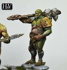 Heroes & Villains Dorban the Orc Fantasy 54mm Unpainted resin kit