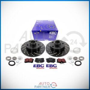 EBC-for-VW-Golf-3-VR6-5x100-Turbo-Groove-Brake-Brake-Pads-Pads-Rear-Axle