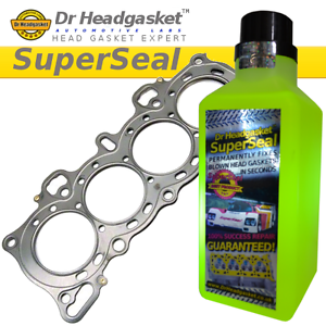 how to temporarily fix a head gasket
