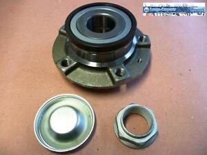 1x wheel bearing kit hub abs sensor rear axle. Black Bedroom Furniture Sets. Home Design Ideas