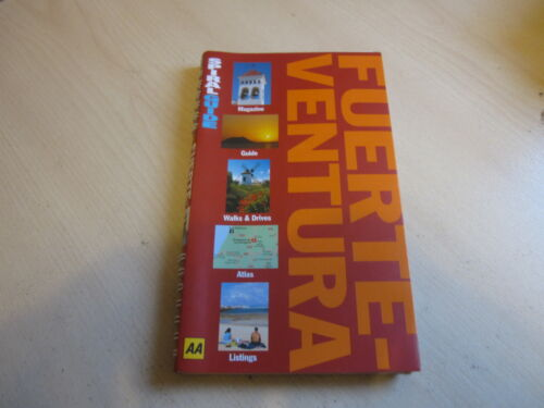 1 of 1 - AA Spiral Guide Fuerte - ventura   ONE OWNER