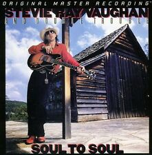 Stevie Ray Vaughan - Soul to Soul [New SACD]