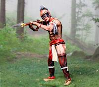 Collectors Showcase American Revolution Cs00892 Iroquois Indian Firing