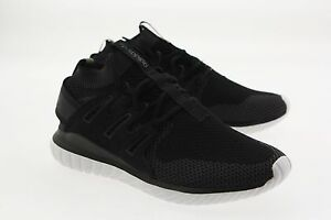 new products 0e912 a33d5 Details about Adidas Men Tubular Nova PK Primeknit black shablk core black  S74917