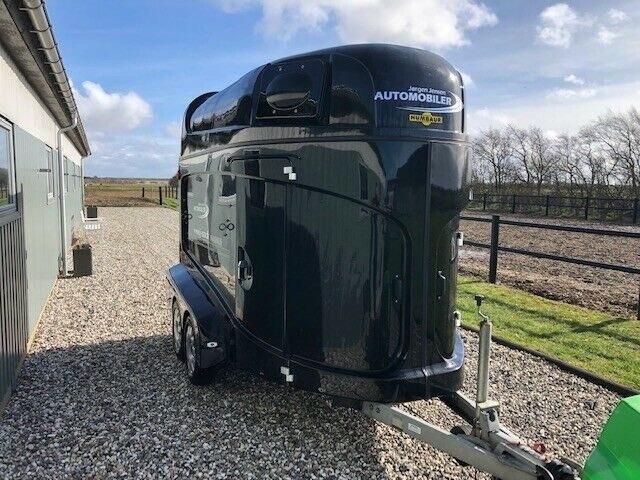 Hestetrailer, HUMBAUER MAXIMUS, lastevne (kg): 1750