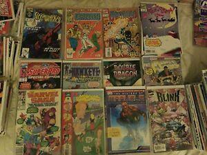 MARVEL Comics  Lot Of 20 Random Comics