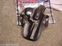 Desantis Holster 01 S&w 66 19 15 12 Ruger Secuity Speed Six Colt Positive 4''