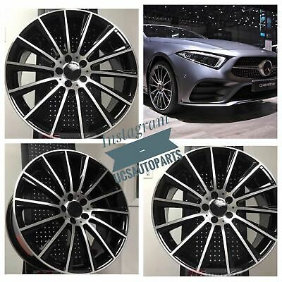 20 New Black Rims Wheels Fits Mercedes Benz E Class E320 E350 E500 E550 E55 Ebay
