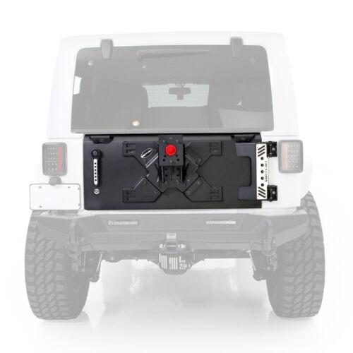XRC HD Tailgate Heckklappe verstärkt Offroad 4x4 Smittybilt Jeep Wrangler JK