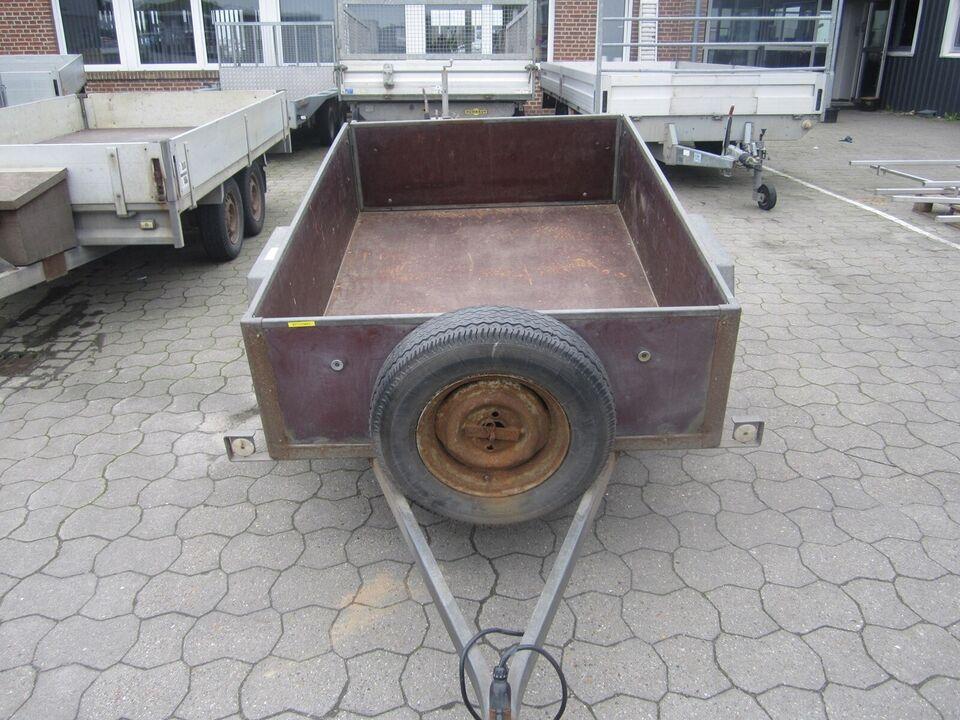 Trailer Brenderup 6230, lastevne (kg): Brenderup 6230