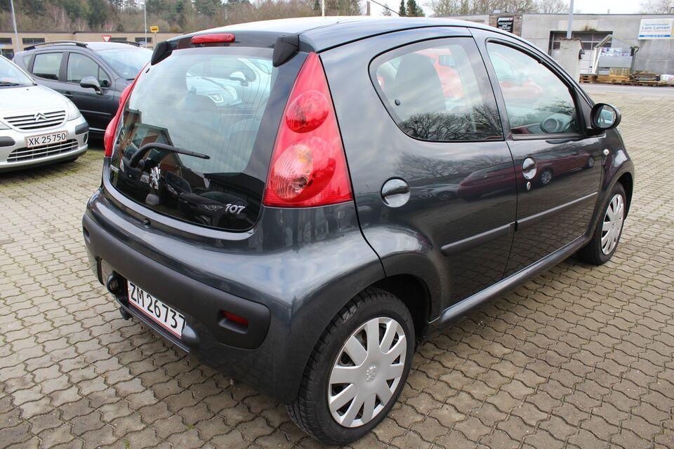 Peugeot 107 1,0 Trendy Benzin modelår 2008 km 163000
