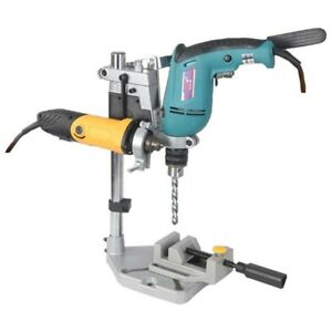 Electric Drill Stand Power Tools Accessories Bench Drill Press Stand Diy Ebay