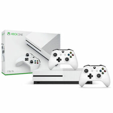 Microsoft Xbox One S 1TB Console + Extra Wireless Controller