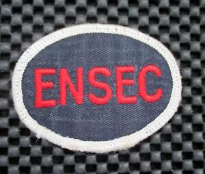 ENSEC-Embroidered-Sew-On-Patch-Advertising-Hat-Jacket-Uniform-2-7-8-034-x-2-034