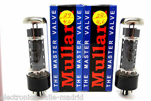 MULLARD-EL34-MATCHED-PAIR-VACUUM-TUBES-TESTED-APEX-MATCHING