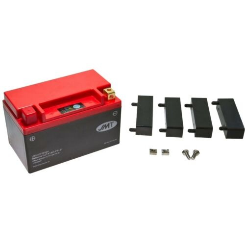 Lithium-Batterie HJTX14H-FP für Honda VTR 1000 F Fire Storm 1997-2000 von JMT
