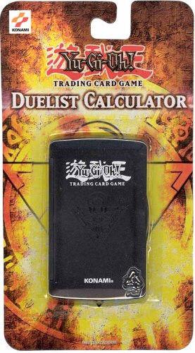 2x Yugioh Upper Deck Official Duelist Calculator (Lot of 2)