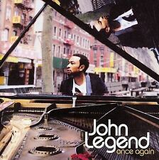 Once Again by John Legend (CD, Oct-2006, G.O.O.D./Columbia) - CD - Disc Only