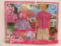 Barbie & Ken Fashionistas Clothing Great Summer Outfis & Accessories - Age 3+