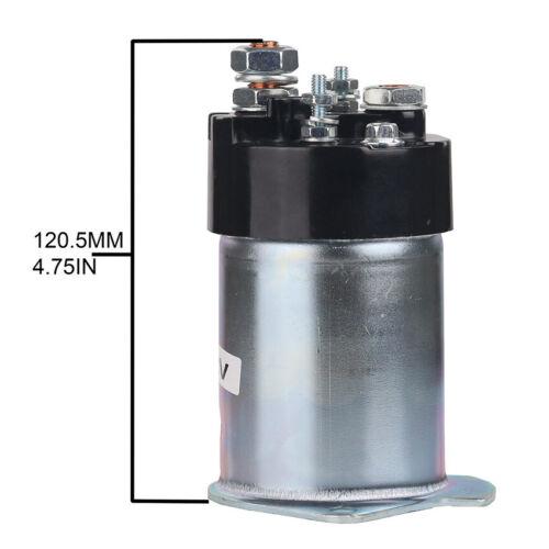 NEW STARTER SOLENOID FIT 1970-1980 BERKLEY JET MARINE ENGINE 454 7.4L GM 1109482