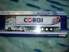 Corgi Roadscene Modern 1:76 Truck CC18108/A Scania Fridge Collector Club Model