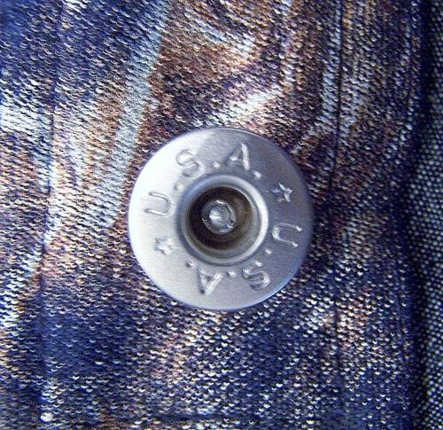 Metallic Denim Copper Lycra Large Swirl Silver Jacket Cotton Stretch Mesmerize qTwgE0W