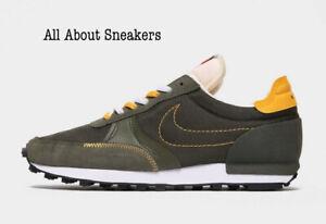 Nike-DAYBREAK-tipo-Oliva-Verde-Giallo-Uomo-Scarpe-da-ginnastica-Tutte-le-TAGLIE-STOCK-LIMITATA