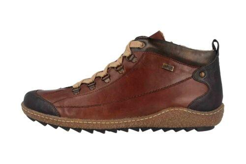 Remonte botines en talla extragrande Braun r4779-25 grandes zapatos señora