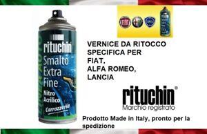 VERNICE RITOCCO FIAT ALFA ROMEO LANCIA 217/B BIANCO ALFA PASTELLO SPRAY 200ml