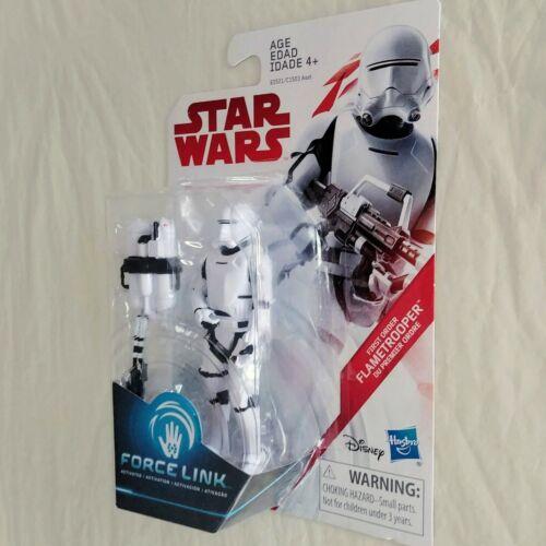 Star Wars Force Link 3.75-Inch Action Figures Luke R2-D2 Yoda Obi Wan C-3PO