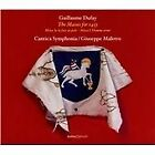 Guillaume Dufay - : The Masses for 1453 (2014)