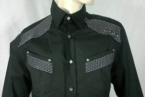 RNT23JEANS-Embroidery-Stitch-Shirt-in-Black-Now-29