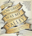 How Green Was My Valley by Richard Llewellyn (CD-Audio, 2011)