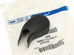 new 2012 2017 ford focus rear windshield wiper washer arm nut cap cover oem 720163074327 ebay. Black Bedroom Furniture Sets. Home Design Ideas