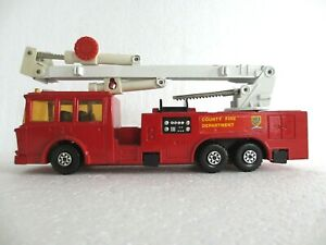 Vintage-Matchbox-Superkings-K39-Snorkel-Fire-Engine-1979-issue-Made-in-England