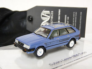 DNA-DNA000005-1-43-1983-Subaru-Leone-1800-Turbo-4x4-Wagon-Resin-Model-Car