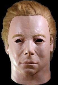 heiß-verkaufendes spätestes exquisiter Stil sale Details zu Star Trek - Captain Kirk Mask (Original Michael Myers Halloween  Unaltered)