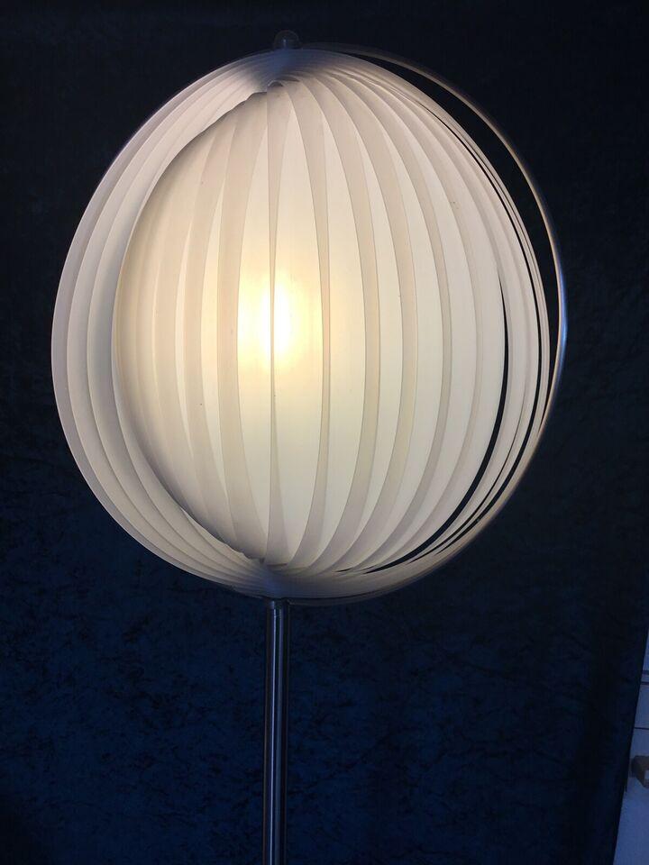 Anden bordlampe, Moon