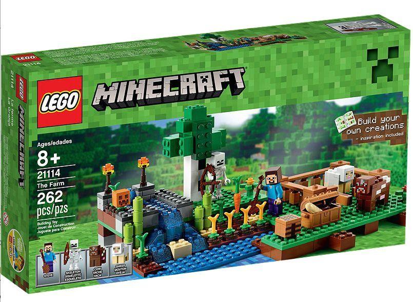 LEGO ® Minecraft ™ 21114 la Fattoria NUOVO OVP _ THE FARM NEW MISB NRFB