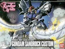 Gundam Wing Endless Waltz 1/144 HG EW-07 XXXG-01SR2 Sandrock Custom Model Kit