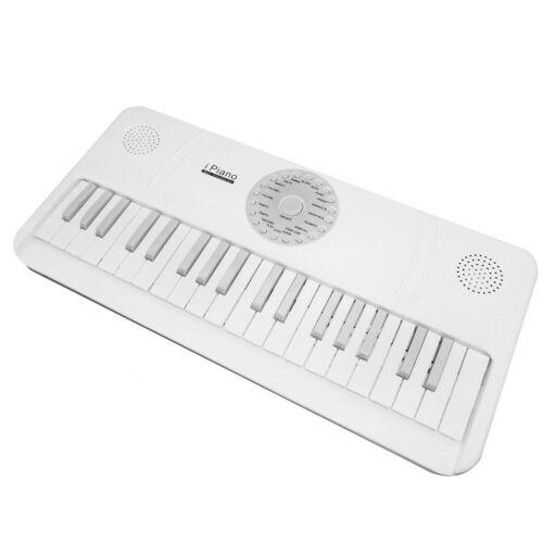 PIANOLA MULTIFUNZIONE 37 NOTE TASTIERA CON 5 TONI 5 RITMI 6 DEMO E ATTACCO MP3