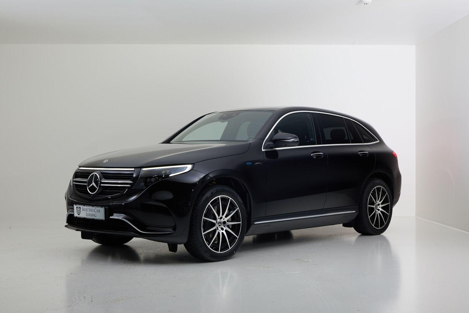 Mercedes EQC400  AMG Line aut. 4Matic 5d - 3.980 kr.