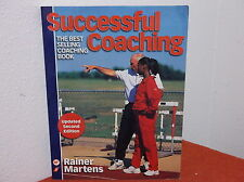 Successful Coaching by Rainer Martens (1997, Paperback, Revised)